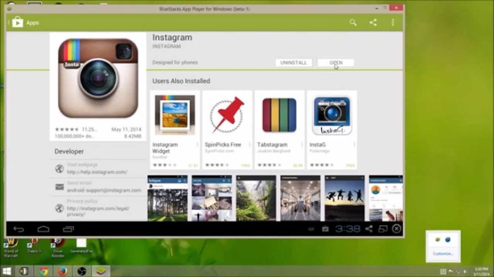 play store app download for windows 7